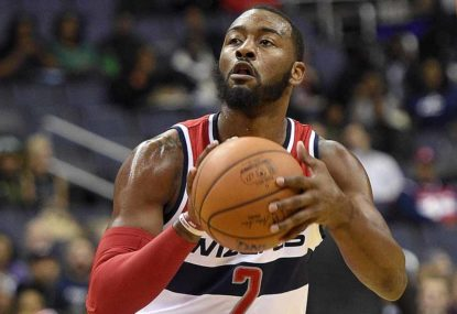 Why is nobody talking about John Wall?