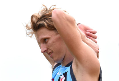 Lachie Whitfield ruled out of preliminary final