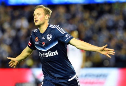 Melbourne Victory vs Central Coast Mariners highlights: A-League scores, blog
