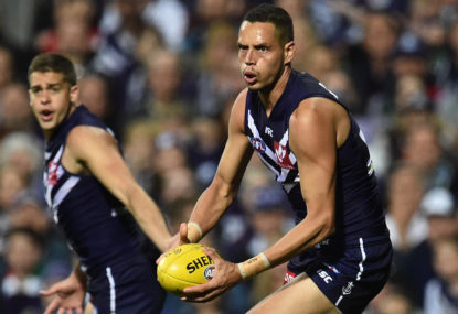 Freo failures stem from fear of losing 'the one'
