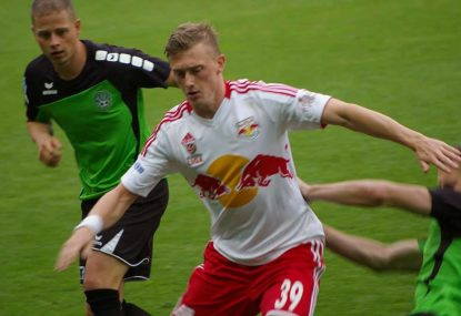 The underdog nobody likes: The rise of RB Leipzig