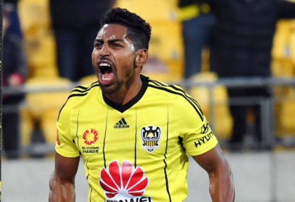 Wellington Phoenix vs Newcastle Jets : A-League live scores, blog