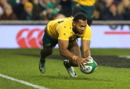 Naivalu joins growing list of Wallabies leaving post-World Cup