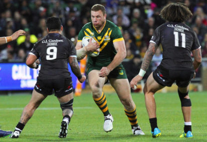 Kangaroos and Kiwis headed to Canberra for Anzac Test