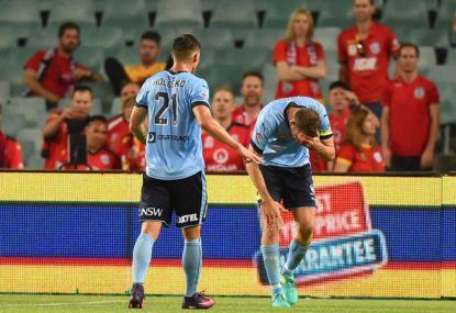 Late flourish from Sydney seals dull draw in Adelaide