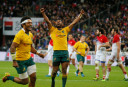 Wallabies receive favourable draw for 2019 Rugby World Cup