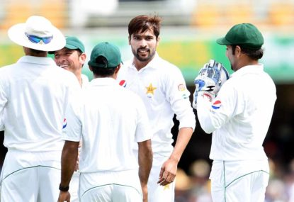 What are the reasons behind Pakistan's series loss against Australia?