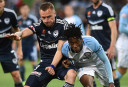 Melbourne City vs Melbourne Victory: A-League Melbourne Derby live scores, blog