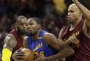 Cleveland Cavaliers vs Golden State Warriors: NBA Finals Game 4 live scores, blog