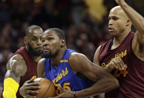 'Check the numbers, I did my part': The validation of Kevin Durant