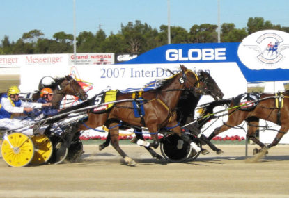 Inter Dominion Grand Final buzz, and Lloyd Williams reloads for the Melbourne Cup yet again