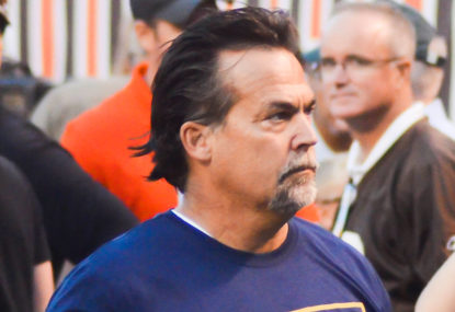 The rise and 16-year plateau of Jeff Fisher