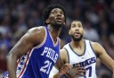 Joel Embiid prime to win NBA Rookie of the Year
