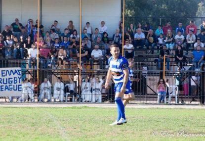 Johny be good: Athens' rugby league 'ambassador' returns