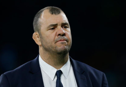 Rugby Australia: No guarantees on Cheika