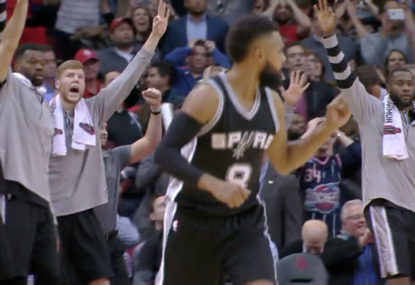 Can Patty Mills seize his opportunity with the Spurs?