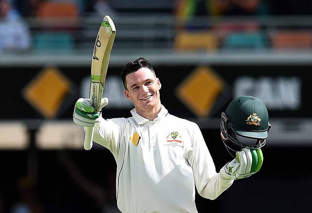 Steve Smith Is Why Peter Handscomb Should Not Be Dropped