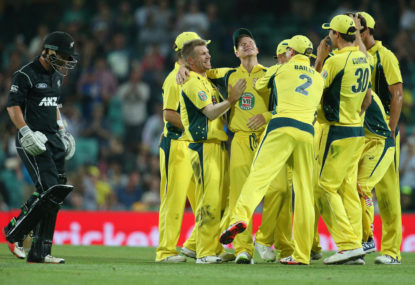 Australia vs Pakistan highlights: 1st ODI cricket live scores, blog
