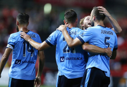 No Glory for Perth as Sydney FC book home grand final
