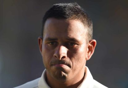 Khawaja shouldn't go to India