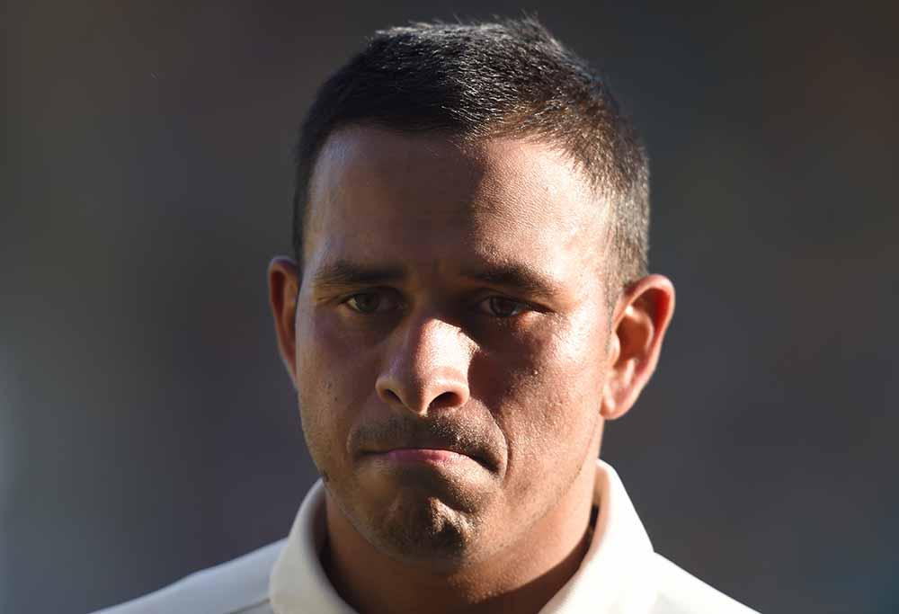 Australian batsman Usman Khawaja