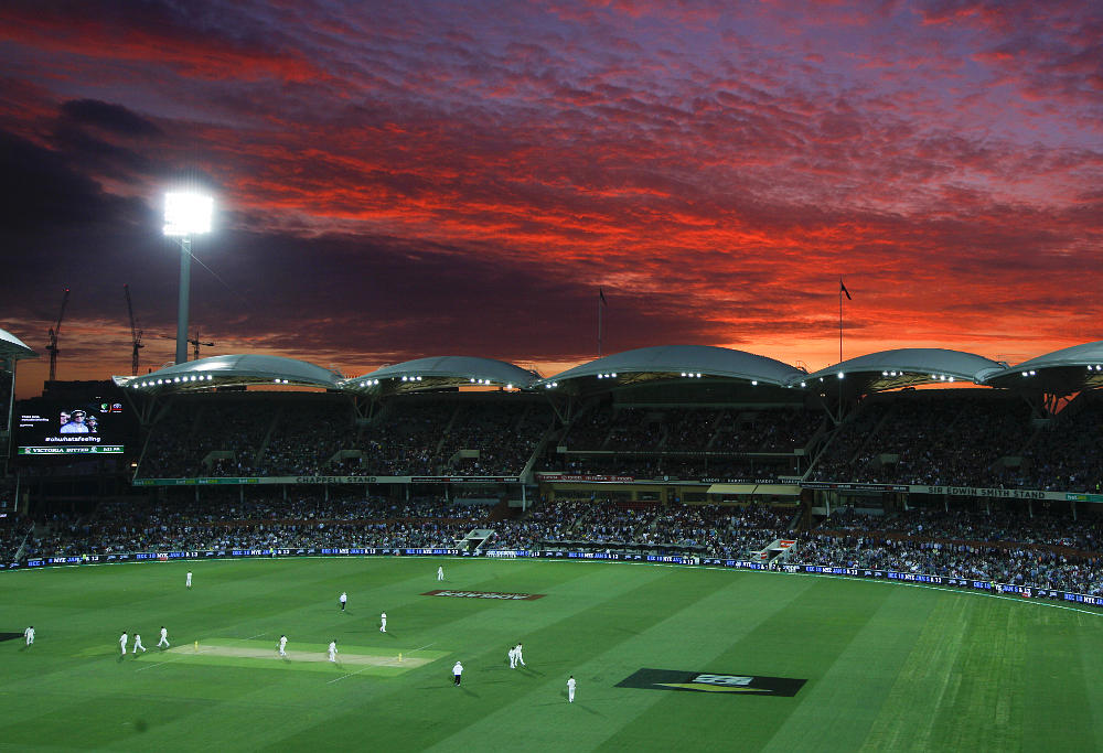 Day-night Test cricket Adelaide Oval Australia New Zealand