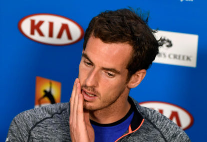 Andy Murray's herculean run to no. 1 ultimately led to his downfall