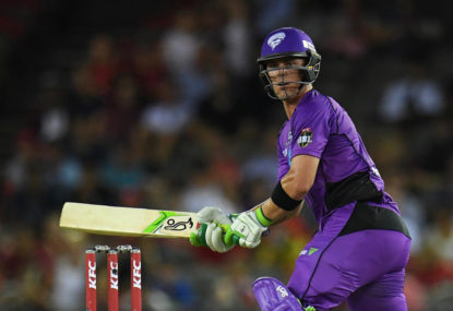 Ben McDermott added to Australian ODI squad