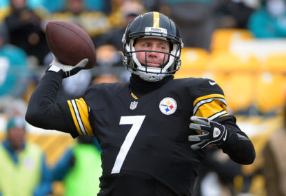 NFL Week 10 wrap: Pittsburgh are the real steel