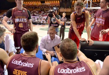 No shame in Bullets being out of NBL finals race