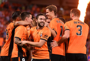Brisbane win a thriller over the Wanderers