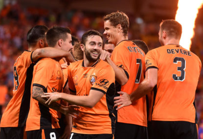 Brisbane Roar are built for the now and embarking on a new era