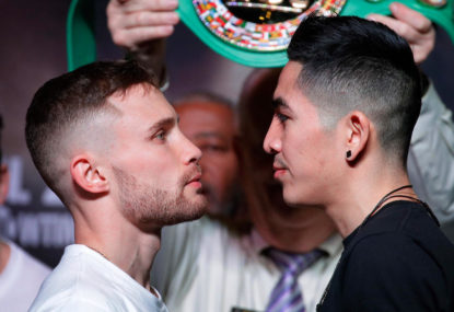 Carl Frampton vs Leo Santa Cruz: Boxing live blog, round-by-round updates