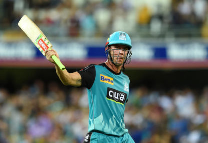 Perth Scorchers vs Brisbane Heat: Big Bash cricket finals live scores, blog
