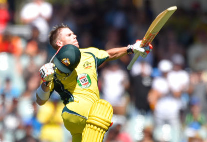 Australia well placed to defend World Cup with Finch, Warner and Khawaja at the top of the order