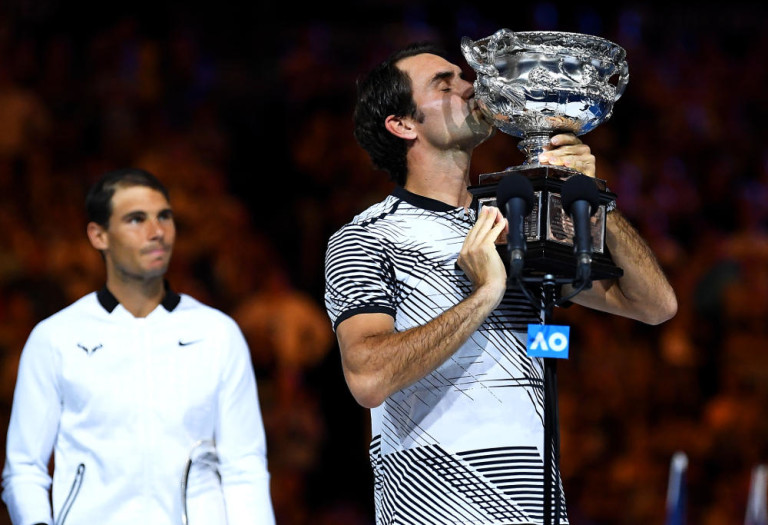 Roger Federer and the eleven who have a better career head-to-head against him - The Roar