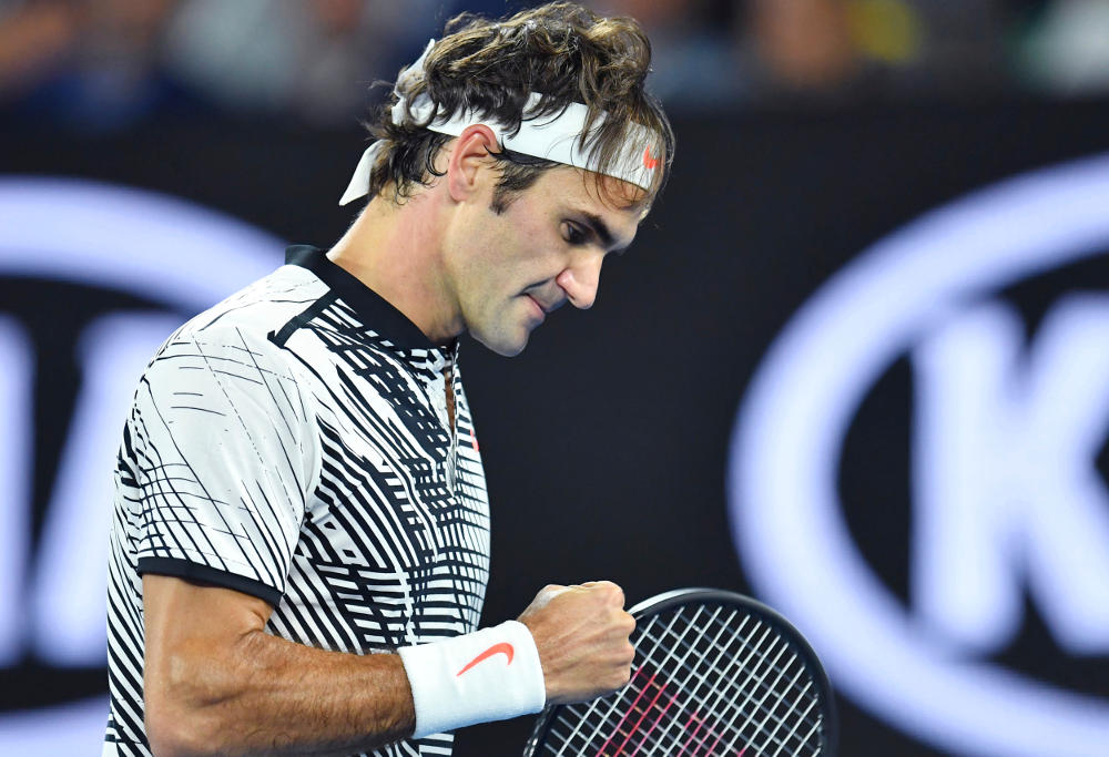 Roger federer beyond statistics and numbers the roar voltagebd Image collections