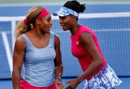 Serena Williams Vs Venus Williams