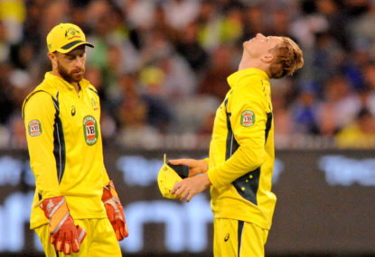 The real reason Australia must beat England at the Champions Trophy