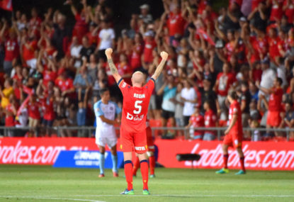 Adelaide United vs Wellington Phoenix highlights: Reds, Nix draw 2-2