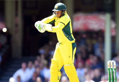 Moving Khawaja to 3 may be Australia's best World Cup chance
