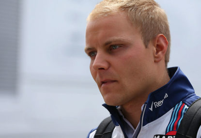 Bottas forcing the issue at Mercedes