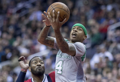 NBA playoffs: Celtics and Wizards take control