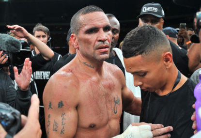 Mundine might be the better fighter, but Green's the better man