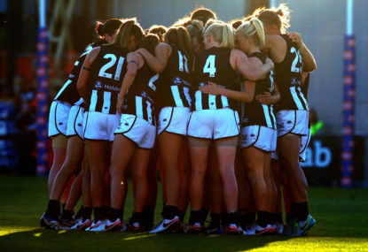 Crowds, community and a concert-feel at AFL Women's