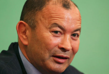 Analysis: Eddie Jones' two-prong England attack