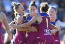 AFLW star Tayla Harris biggest story in AFL trading period