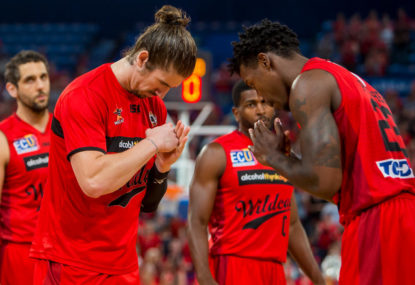 Powerful Prather propels Perth to 1-0 lead in NBL Grand Final series
