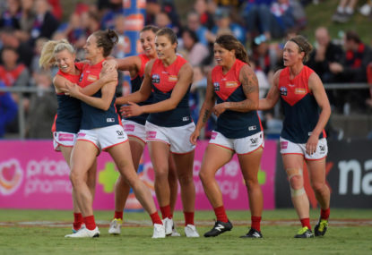 More than a woman's game: 16 players per side is the AFL's future
