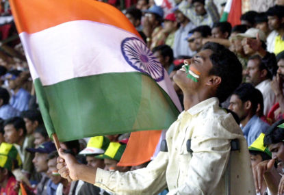 India Calling: What it's like to broadcast cricket in a country with a billion fans